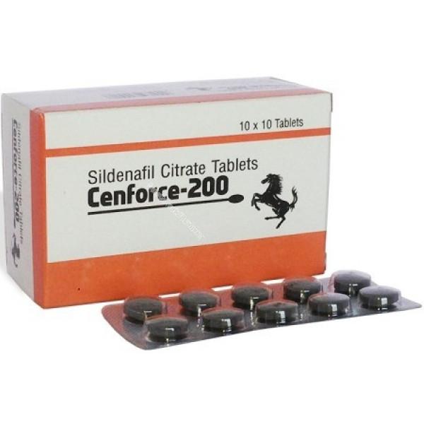SILDENAFIL comprare in Italia, il prezzo di Cenforce 200 mg presso la farmacia online di happy-outlet.net