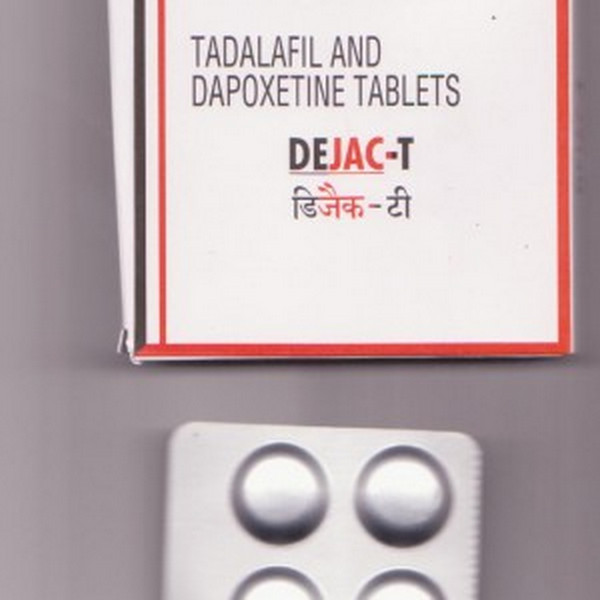 DAPOXETINE,TADALAFIL comprare in Italia, il prezzo di DEJAC-T presso la farmacia online happy-outlet.net