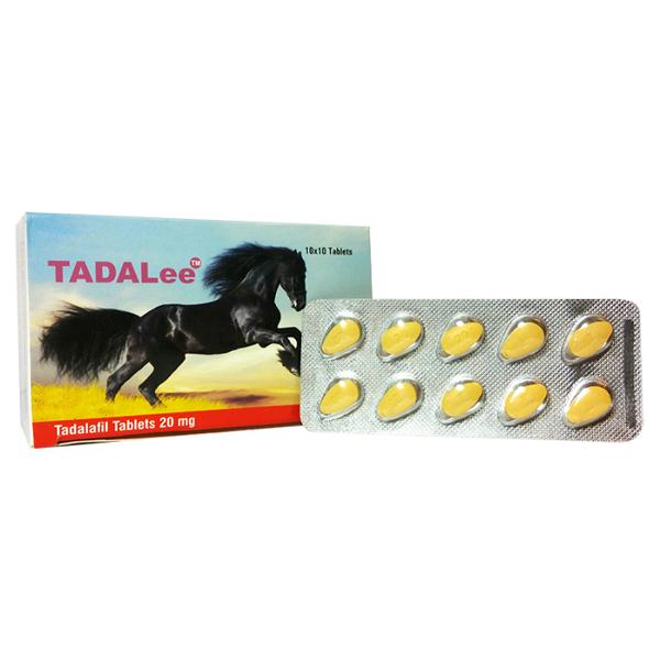 TADALAFIL comprare in Italia, il prezzo di Tadalee 20 mg presso la farmacia online happy-outlet.net