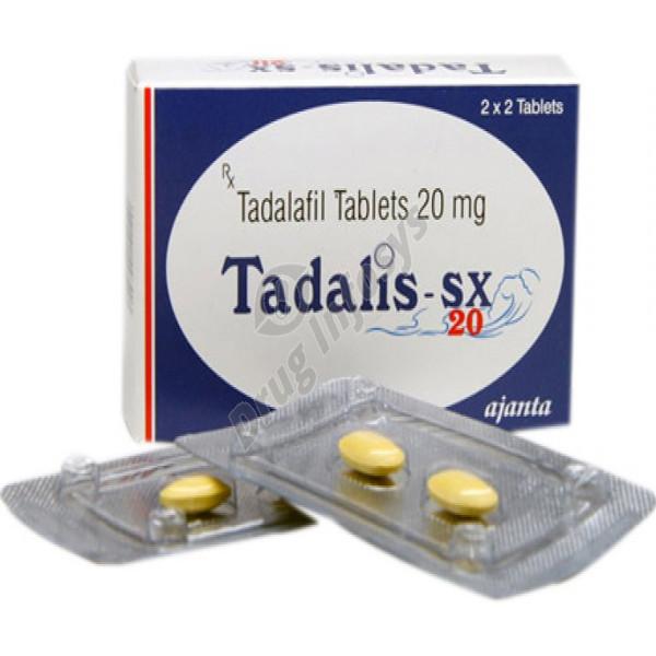 TADALAFIL comprare in Italia, il prezzo di Tadalis SX presso la farmacia online happy-outlet.net