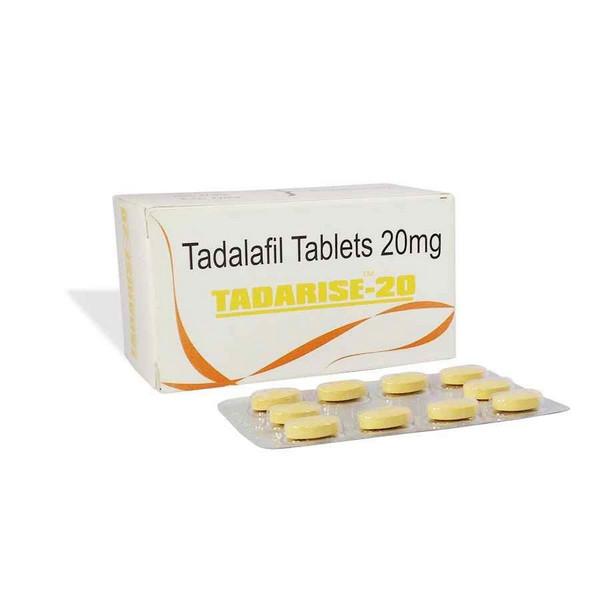 TADALAFIL comprare in Italia, il prezzo di Tadarise 20 mg presso la farmacia online happy-outlet.net