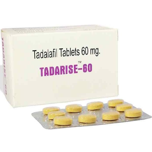 TADALAFIL comprare in Italia, il prezzo di Tadarise 60 mg Tab presso la farmacia online happy-outlet.net