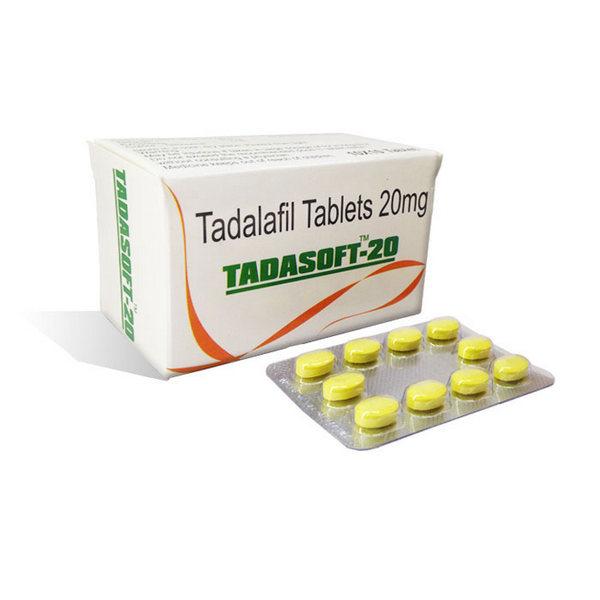 TADALAFIL comprare in Italia, il prezzo di Tadasoft 20 mg presso la farmacia online happy-outlet.net