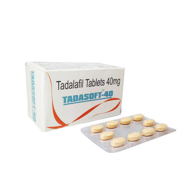 TADALAFIL comprare in Italia, il prezzo di Tadasoft 40 mg presso la farmacia online happy-outlet.net