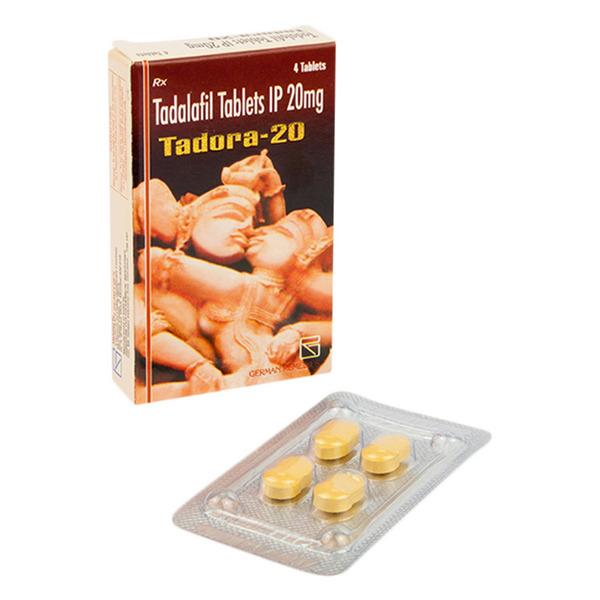 TADALAFIL comprare in Italia, il prezzo di Tadora 20 mg presso la farmacia online happy-outlet.net
