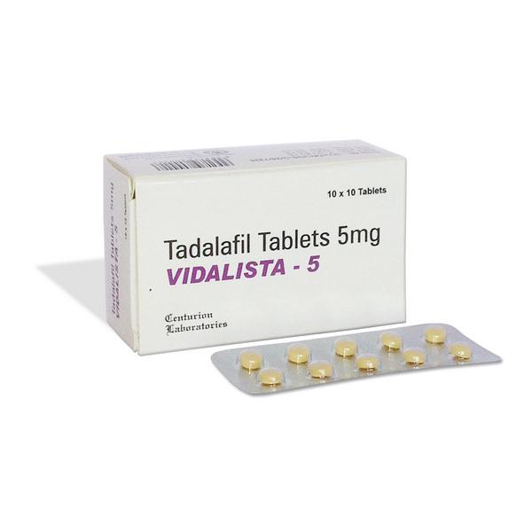 TADALAFIL comprare in Italia, il prezzo di Vidalista 5 mg presso la farmacia online happy-outlet.net