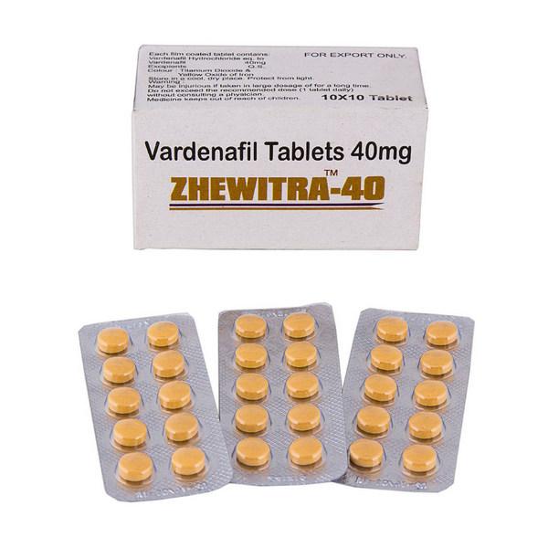 VARDENAFIL comprare in Italia, il prezzo di Zhewitra 40 mg presso la farmacia online happy-outlet.net